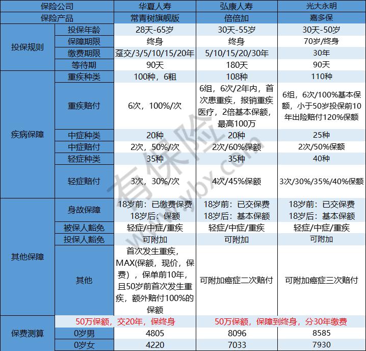 常青树旗舰版与其他产品对比.png